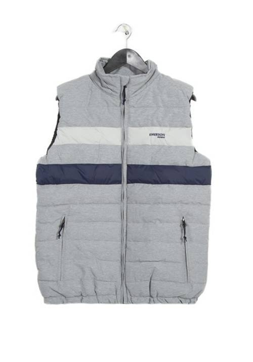 FAKE DOWN QUILTED VEST JACKET 182.EM10.137