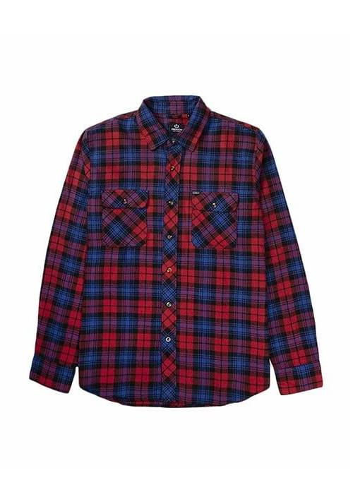 CHECKED POCKET SHIRT 192.EM60.80