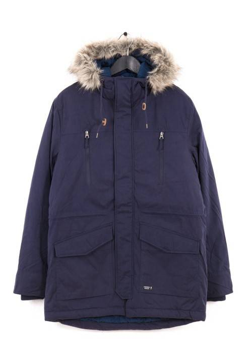 PADDED PNC PARKA MR1653PNC