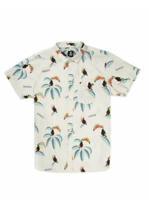 TROPICAL PRINT SHIRT 191.BM61.02