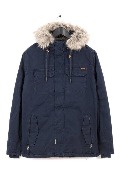 ARMY STYLE COTTON JACKET MR1669C NAVY