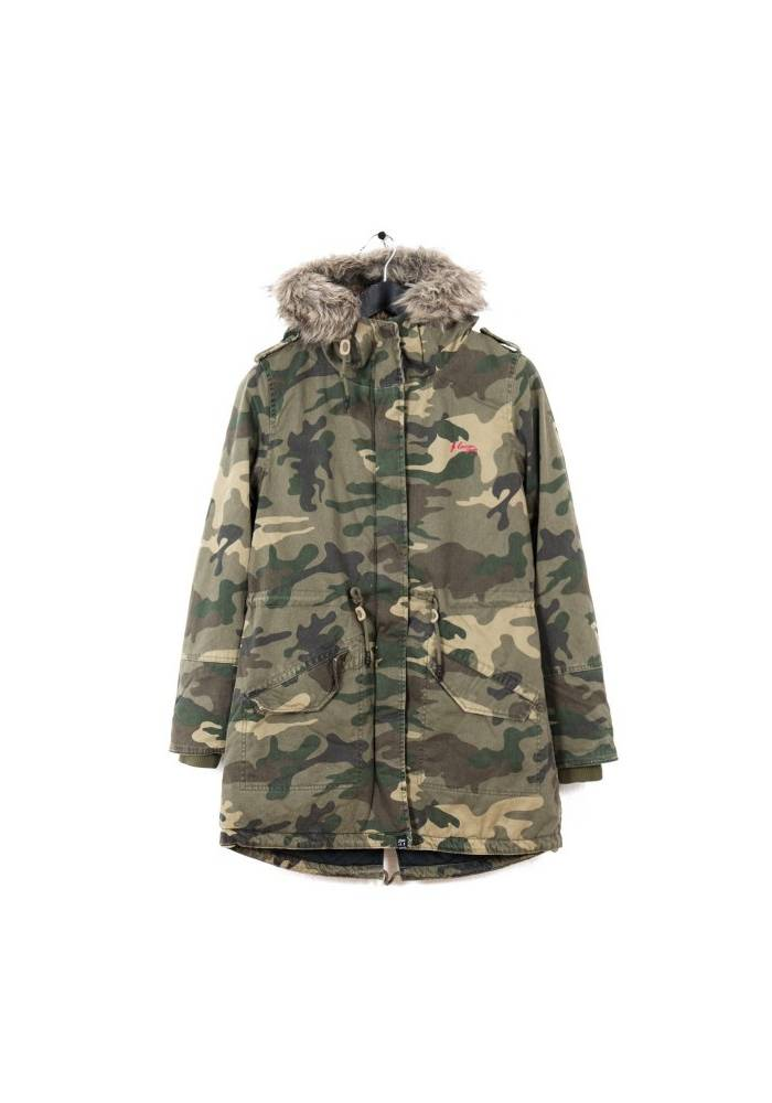 COTTON PARKA WR1682 C