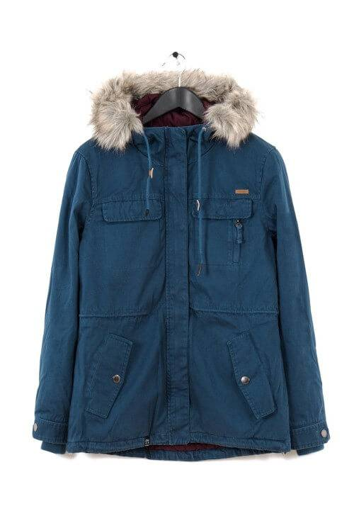 ARMY COTTON JACKET WR1655C NAVY