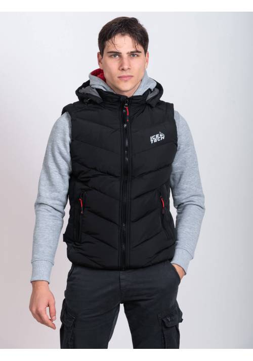 ICE TECH VEST G825 BLACK