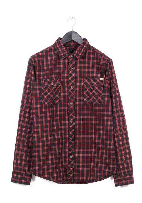 CHECKED POCKET SHIRT 172.EM60.85